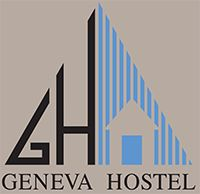 The Geneva Hostel is located in a quiet area, surrounded by 5 stars hotels, very close to the lake and to the international organizations. Hostel, Switzerland, Exploring, Tech Companies, Budgeting, Company Logo, Nice, Geneva, Budget