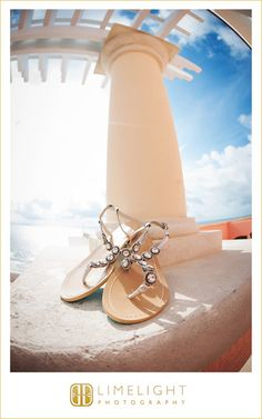 #Wedding #LimelightPhotography #Clearwater #beach #Hyatt #shoes