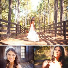 DeAnna Pappas + Stephen Stagliano: Their Southern Chic Wedding