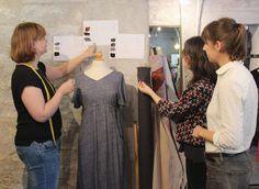Après avoir mûrit notre projet, nous nous lançons dans la confection d'une collection Mathûvû vêtements ! Elle sera composée de 2 robes, 1 veste, et 1 combi