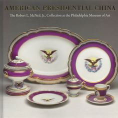 White House China of President Abraham Lincoln