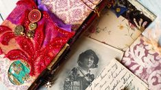 Boho Floral Junk Journal - A Whimsical Adventure DT Project