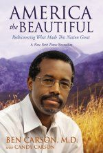 America the Beautiful by Dr. Benjamin Carson  His other books were great.  I'll have to get this one.