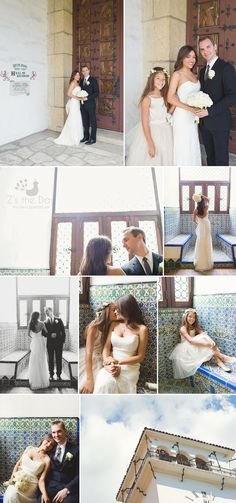pictures of elopement at santa barbara courthouse 9