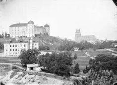 Uppsala 1850-tal. Uppsala, Sweden, Cathedral, Pictures, Outdoor, Google, Historia, Photo Illustration, Photos