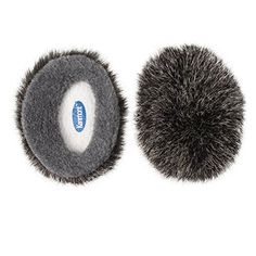 Unisex Men Women Winter Outdoor Faux Fur Earmuffs Ear Warmers Ear Bags (M) * You can get more details by clicking on the image.