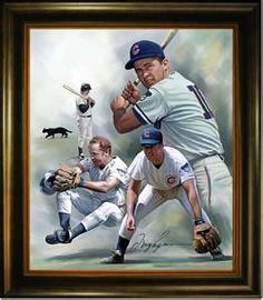 Ron Santo Chicago Cubs