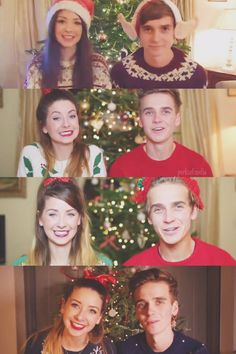 Zoe and Joe Sugg, sibling achievements