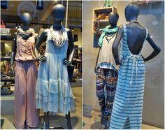 Window Displays, Victorian, Windows, Shop, Dresses, Fashion, Store Windows, Vestidos, Moda
