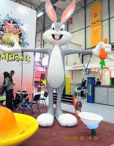 Dünyanın ilk Bugs Bunny Salıncağı