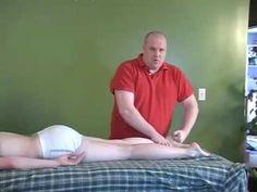 Deep Tissue Massage - Plantar Fasciitis Treatment