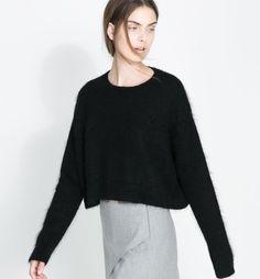 Angora knit