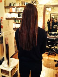 Show pony hair extension by me at Martin hall hairdressing