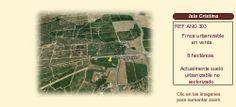 AND303 Isla Cristina. Huelva  Finca urbanizable en venta http://www.lancoisdoval.es/fincas-en-venta.html