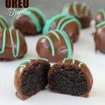 Creations by Kara: Mint Oreo Truffles