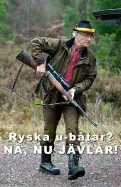 Post with 0 votes and 47524 views. PsBattle: The king of Sweden hunting