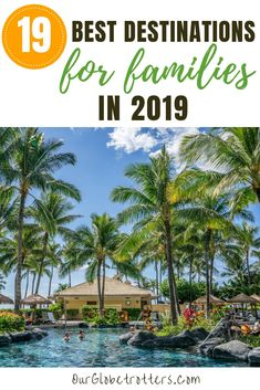 Family travelers have spoken! Favourite vacation destinations for families in Family travelers have spoken! Favourite vacation destinations for families in 2019 Top Family Vacations, Best Family Vacation Destinations, Best Places To Travel, Amazing Destinations, Cool Places To Visit, Family Travel, Travel Destinations, Vacation Outfits, Family Summer Vacation Ideas