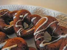 Apple Blossom Dreams: Chocolate Cake Mix Donuts