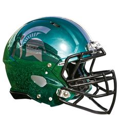 Michigan State Spartans helmet