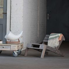 Mobiliar aus Euro-Paletten von kimidori