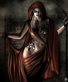 gothic sexy vampires | vampires, gothic, démons