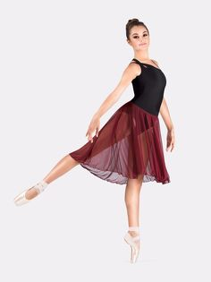 US $9.99 New without tags in Clothing, Shoes & Accessories, Dancewear, Adult Dancewear. Body wrappers adult chiffon practice skirt.
