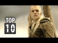 Top Ten MIddle-Earth Moments - Lord Of The Rings HD - YouTube