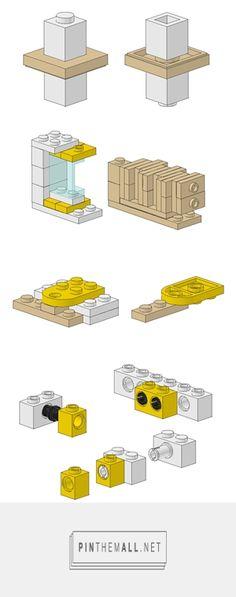 Offset | World of Bricks | Holger Matthes - created via https://pinthemall.net