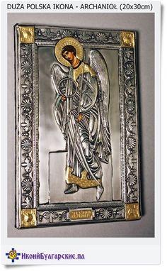 ikona na prezent Archanioł anioł stróż