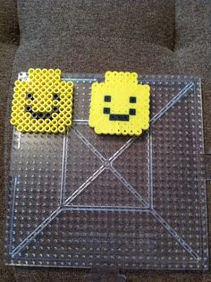 Lego Party Favors - Lego Perler Beads