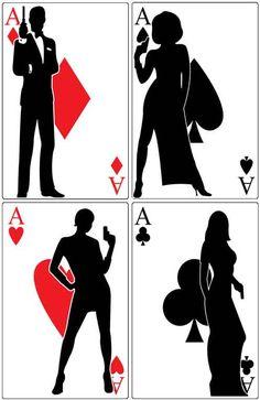 James Bond Party Decor