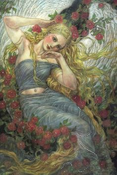 Rebecca Guay — Angel of First Love