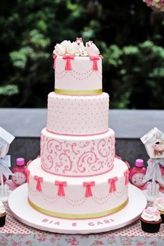 bolo de aniversario decorado - Pesquisa Google