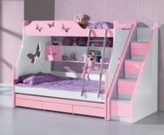 36 Best Bunk beds for kids images | Bunk beds, Child room, Quartos
