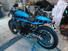 Yamaha 600 xj 51j Motos Marne - leboncoin.fr