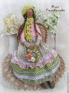 тильда, кукла тильда, тильда кукла, тильда ангел, тильда фея, подарок на день рождения, подарок коллеге, подарок девушке, Юлия Голованова, Ярмарка мастеров