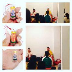 Ceremonia de Mahakala con el venerable TULKU DAWA RINPOCHE de la escuela Nyingmapa de Budismo tibetano.  नमस्ते #mahakala #ceremonia #ceremony #budismo #buddhism #buda #buddha #tibetano #tibet #amuleto #protección #nyingmapa #namaste🙏