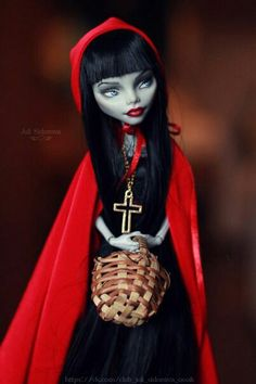Red Riding Hood Monster High