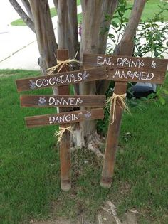 wedding signs for sale shabby chic
