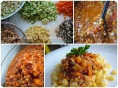 Molho Bolonhesa Vegetariano