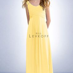 Jr bridesmaid dress. Will be yes length also