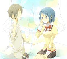 Kyousuke & Sayaka