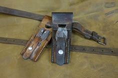LeatherWerk: Multitool Holder