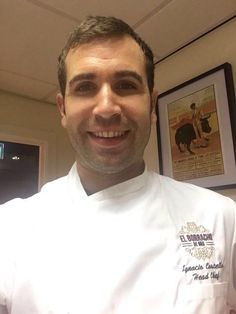 Thank you for your congratulations Restaurant of the Year award in Birmingham. Congratulations Chef Ignacio Castells