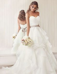 A-Line Sweetheart Wedding Dress from Essense of Australia. Style A-Line Sweetheart Wedding Dress from Essense of Australia. Essense Of Australia Wedding Dresses, 2015 Wedding Dresses, Wedding 2015, Bridesmaid Dresses, Dresses 2016, Reception Dresses, Wedding Dresses With Ruffles, Party Dresses, Wedding Photos