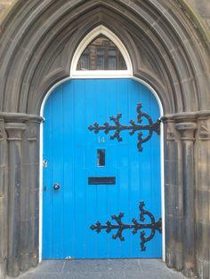 Edinburgh Door