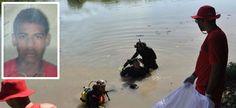 Após 24 horas de buscas, corpo é encontrado por mergulhadores