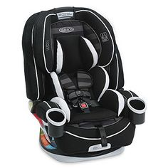 |++  Graco 4Ever All-in-1 Convertible Car Seat in Rockweave by Graco