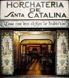 Horchata. Nuff said... Horchata, Missing Home, Tapas Bar, Valencia Spain, Spanish Food, Culture Travel, Spain Travel, Paella, Places To Go
