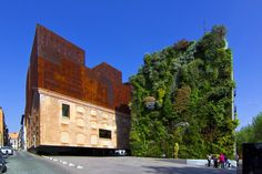 SIGHTS. Museo Caixa Forum. At the Caixa Forum in Madrid, which offers numerous activities for all ages, you'll discover one of the most entertaining museums in Spain to visit with your family.